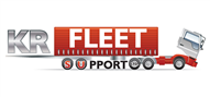 Logoinn created this logo for KR FLEET SUPPORT LTD - who are in the Transportation Logo Design  Sectors