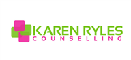 Logoinn created this logo for Karen Ryles Counselling - who are in the HealthCare Logo Design  Sectors