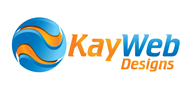 Logoinn created this logo for KayWeb Designs - who are in the Computer Logo Design  Sectors