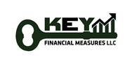 Logoinn created this logo for Key Financial Measures LLC - who are in the Finance Logo Design  Sectors