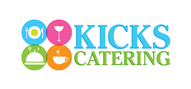 Logoinn created this logo for Kicks Catering - who are in the Food Logo Design  Sectors