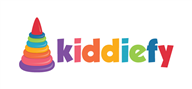 Logoinn created this logo for Kiddiefy - who are in the Kids Logo  Sectors