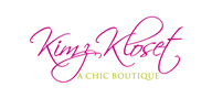 Logoinn created this logo for Kimz Kloset - who are in the Jewelry Logo Design  Sectors