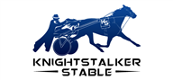 Logoinn created this logo for Knightstalker Stable - who are in the Racing Logo  Sectors