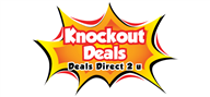 Logoinn created this logo for Knockout Deals Pty Ltd - who are in the Wholesale Logo Design  Sectors