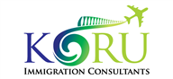 Logoinn created this logo for Koru Immigration Consultants Ltd - who are in the Law Logo Design  Sectors