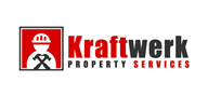 Logoinn created this logo for Kraftwerk Property Services - who are in the Property Logo  Sectors