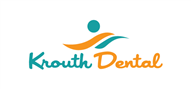 Logoinn created this logo for Krouth Dental - who are in the Dentist Logo Design  Sectors