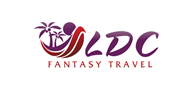 Logoinn created this logo for LDC Fantasy Travel  - who are in the Sports Logo Design  Sectors