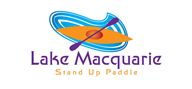 Logoinn created this logo for Lake Macquarie Stand Up Paddle - who are in the Sports Logo Design  Sectors