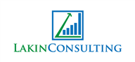 Logoinn created this logo for Lakin Consulting - who are in the Accountancy Firm Logo Design  Sectors