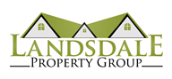 Logoinn created this logo for Landsdale Property Group - who are in the Property Logo  Sectors