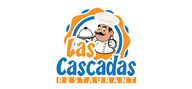 Logoinn created this logo for Las cascadas Restaurant, L.L.C. - who are in the Food Logo Design  Sectors