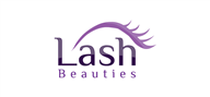 Logoinn created this logo for Lash Beauties - who are in the Makeup Logo  Sectors