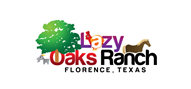 Logoinn created this logo for Lazy Oaks Ranch - who are in the Veterinary Logo Design  Sectors