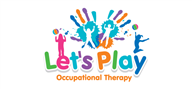 Logoinn created this logo for Let's Play Occupational Therapy - who are in the Kids Logo  Sectors