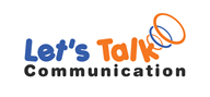 Logoinn created this logo for Let's Talk Communication - who are in the Training Logo Design  Sectors