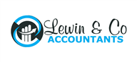 Logoinn created this logo for Lewin  - who are in the Accountancy Firm Logo Design  Sectors