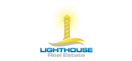 Logoinn created this logo for Lighthouse Real Estate - who are in the Real Estate Logo Design  Sectors