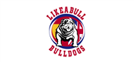 Logoinn created this logo for Likeabull Bulldogs - who are in the Pet Logo Design  Sectors