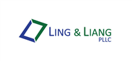 Logoinn created this logo for Ling & Liang PLLC - who are in the Law Logo Design  Sectors