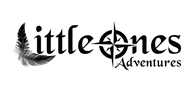 Logoinn created this logo for Little Ones' Adventures - who are in the Games Logo Design  Sectors