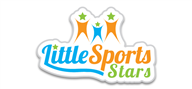 Logoinn created this logo for Little Sports Stars - who are in the Kids Logo  Sectors