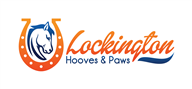 Logoinn created this logo for Lockington Hooves and Paws - who are in the Animal Logo Design  Sectors