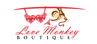 Logoinn created this logo for Love Monkey Boutique - who are in the Fashion Logo Design  Sectors