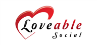 Logoinn created this logo for Loveable Social - who are in the Marketing Logo Design  Sectors
