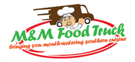 Logoinn created this logo for M&M Food Truck - who are in the Food Logo Design  Sectors