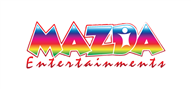 Logoinn created this logo for MAZDA Entertainments - who are in the Media Logo Design  Sectors