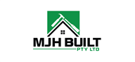 Logoinn created this logo for MJH BUILT Pty Ltd - who are in the Tools Logo Design  Sectors