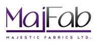 Logoinn created this logo for Majestic Fabrics Ltd - who are in the Fashion Logo Design  Sectors