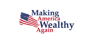 Logoinn created this logo for Make America Wealthy Again LLC - who are in the Government Logo Design  Sectors