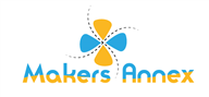 Logoinn created this logo for Makers Annex - who are in the Tools Logo Design  Sectors