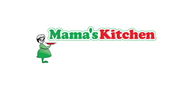 Logoinn created this logo for Mama's Kitchen - who are in the Cafes Logo Design  Sectors