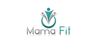 Logoinn created this logo for Mama Fit - who are in the Physical Training Logo Design  Sectors
