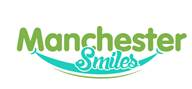Logoinn created this logo for Manchester Smiles - who are in the HealthCare Logo Design  Sectors