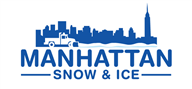 Logoinn created this logo for Manhattan Snow & Ice - who are in the Property Logo  Sectors