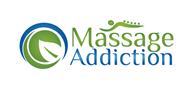 Logoinn created this logo for Massage Addiction - who are in the Health Logo Design  Sectors