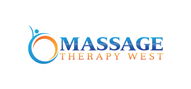 Logoinn created this logo for Massage Therapy West - who are in the Health Logo Design  Sectors