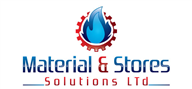 Logoinn created this logo for Material & Stores Solutions Ltd - who are in the Transportation Logo Design  Sectors