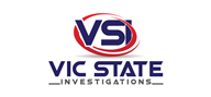 Logoinn created this logo for Matt Brown Vic State Investigations - who are in the Security Services Logo Design  Sectors