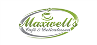 Logoinn created this logo for Maxwells - who are in the Cafes Logo Design  Sectors