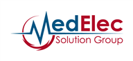 Logoinn created this logo for MedElec Solution Group - who are in the HealthCare Logo Design  Sectors