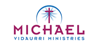 Logoinn created this logo for Michael Vidaurri Ministries - who are in the Charity Logo Design  Sectors