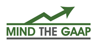 Logoinn created this logo for Mind The GAAP - who are in the Accounting Logo Design  Sectors