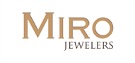 Logoinn created this logo for Miro Jewelers - who are in the Jewelry Logo Design  Sectors