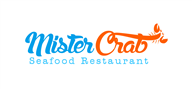 Logoinn created this logo for Mister Crab Restaurant  - who are in the Cafes Logo Design  Sectors